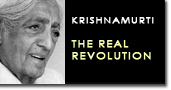 Krishnamurti revolution