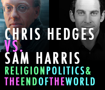 Chris hedges vs harris