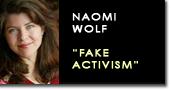 Naomi wolf activism