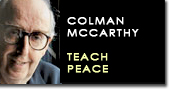Colman mccarthy peace