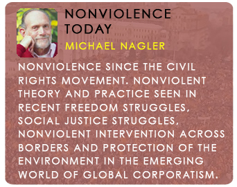 Nonviolence Today