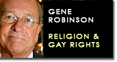 Robinson gay rights