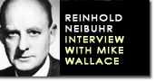 Neibuhr interview