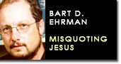 Ehrman jesus