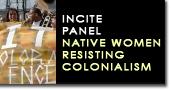 Native women resisting