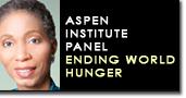 Aspen institute hunger