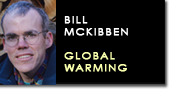 Bill mckibben warming