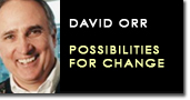 David orr change